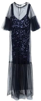 Anna Molinari (アンナ モリナーリ) - ANNA MOLINARI BLUMARINE ロングワンピース&ドレス