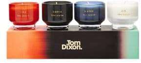 Tom Dixon Scent Elements Candles/Set of 4