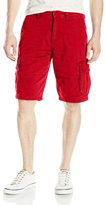 Southpole Men's Flex Cargo Shorts