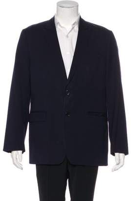 Cartier Wool Peak-Lapel Blazer