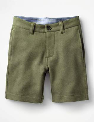 Boden Jersey Chino Shorts