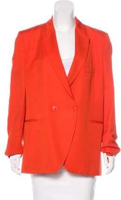 Stella McCartney Structured Button-Up Blazer