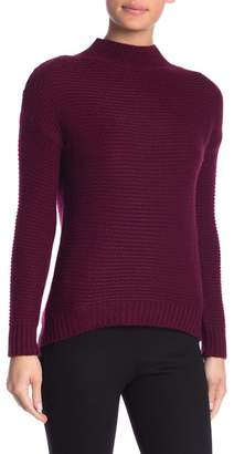 Catherine Malandrino Mock Neck Cashmere Sweater