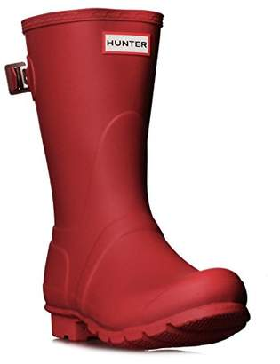 Hunter Boots Women's Original Back Adjustable Short Rain Boot