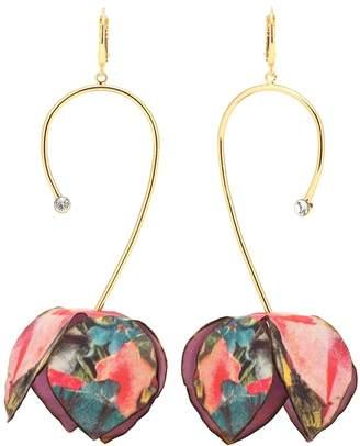 Marni Floral earrings