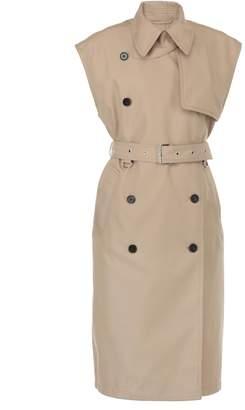 3.1 Phillip Lim Cotton Blend Raincoat