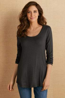 Soft Surroundings West End Tunic