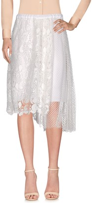 N°21 Ndegree21 3/4 length skirts