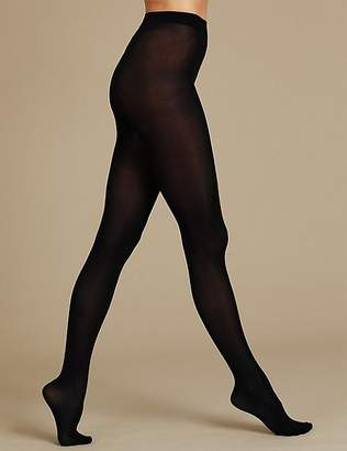 "Marks and Spencer 6 Pair Pack Body Sensorâ""¢ Opaque Tights"