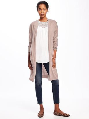 Super Long Open-Front Cardi for Women $34.94 thestylecure.com