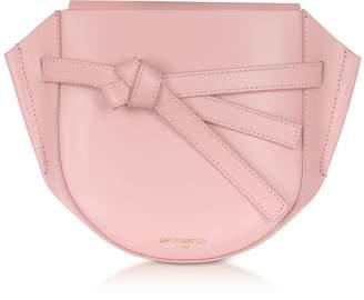 6ca62c8c7a1b Le Parmentier Peyote Smooth Leather Shoulder bag w/Bow