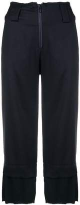 Reality Studio cropped trousers