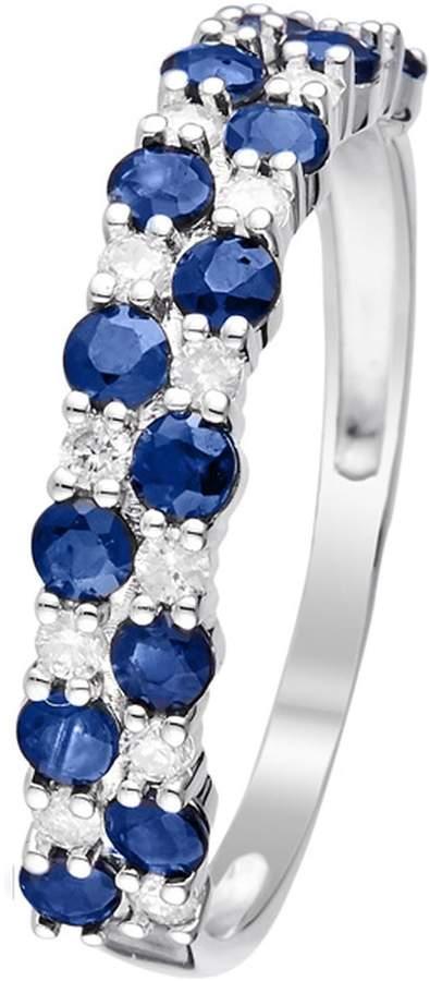 Diamond & Co Princesse Grace - Ringe - blau
