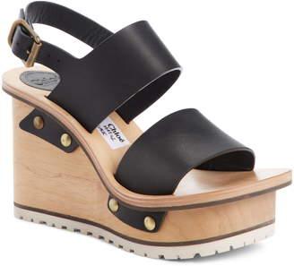 89992d4c16a Chloé Valentine Platform Wedge Sandal