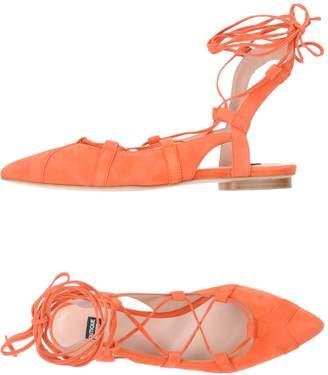 Moschino Ballet flats - Item 11326647RO