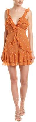 For Love & Lemons Analisa A-Line Dress