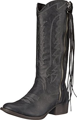 Madden Girl Women's Durant Western Boot $24.69 thestylecure.com