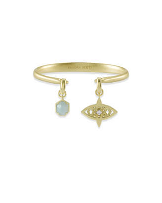 Kendra Scott Good Fortune Charm Bracelet Set