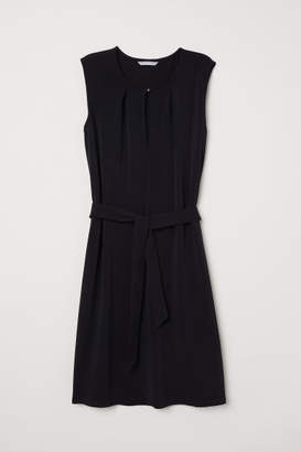 H&M Sleeveless Dress - Black