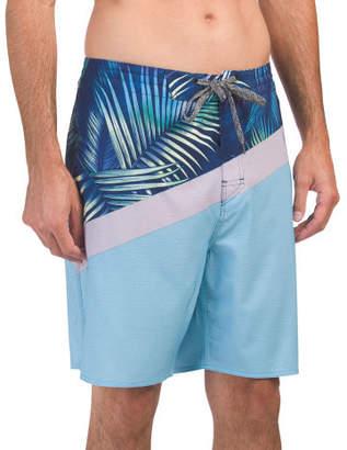 Tropical Palms Board Shorts