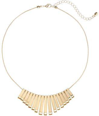 LC Lauren Conrad Paddle Necklace $24 thestylecure.com