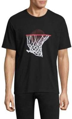 LIBRARY Tee Basketball Cotton Tee