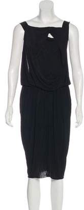 Alexander Wang Sleeveless Midi Dress w/ Tags
