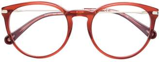 Chloé Eyewear oversized frame glasses
