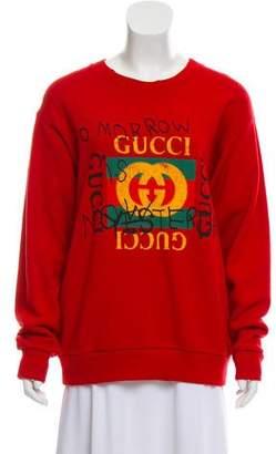 Gucci 2017 Coco Capitán Logo Sweatshirt