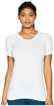 Eleven Paris by Venus Williams Seamless Ideal Short Sleeve Shirt Women's Short Sleeve Pullover