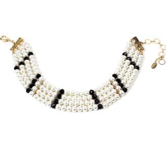 Amrita Singh Pippa Pearl Choker Necklace