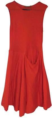 Cos Orange Dress for Women
