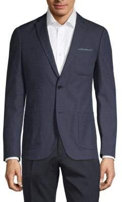 Dotted Suit Jacket