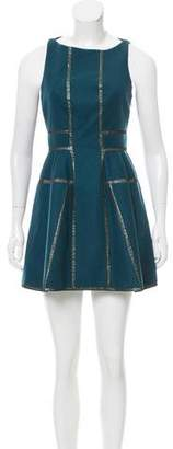 Kenzo Wool Mini Dress