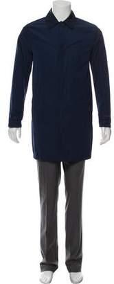 Jack Spade Wool Button-Up Jacket