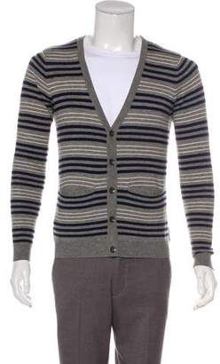 Rag & Bone Wool Striped Cardigan