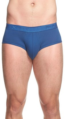 Men's 2(X)Ist Pima Cotton Contour Pouch Briefs $22 thestylecure.com