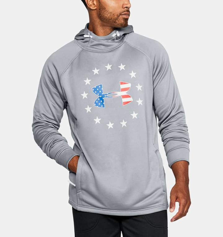 Under Armour Men's UA Freedom Tech Terry Hoodie