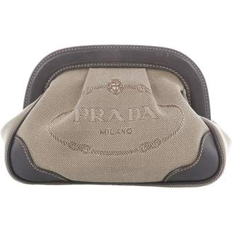 a605d1f26e9476 Pre-Owned at Vestiaire Collective · Prada Clutch