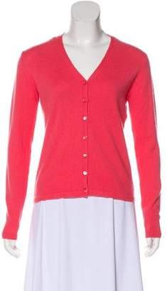 Autumn Cashmere Knit Long Sleeve Cardigan