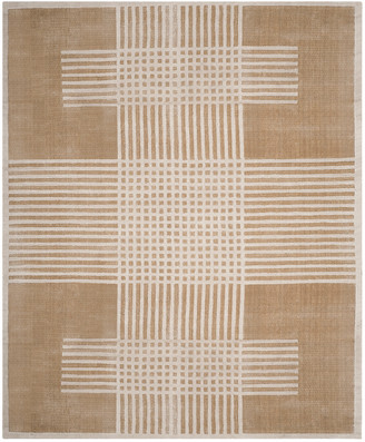 Safavieh Mirage Hand-Loomed Banana Silk-Blend Contemporary Rug