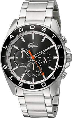 Lacoste Men's 'WESTPOINT' Quartz Stainless Steel Casual Watch (Model: 2010855)