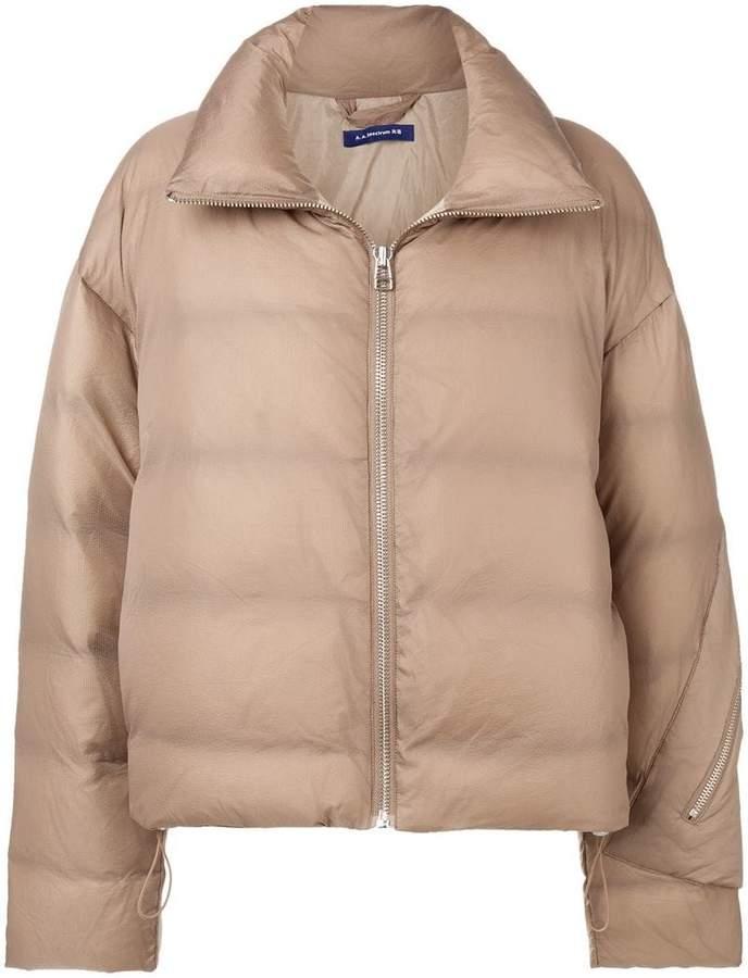 A.A. Spectrum puffer jacket