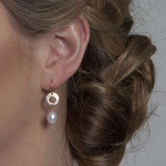 Lulu + Belle Gold Or Silver Drop Pearl Earrings