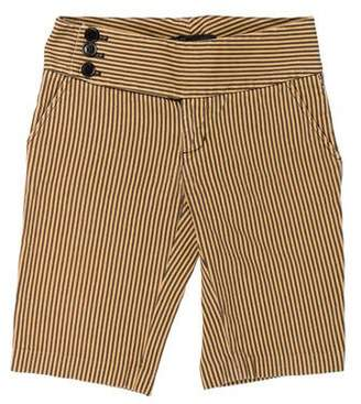 Marc Jacobs Knee-Length Striped Shorts