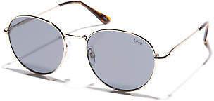 Liive Vision New Women's Impala Womens Sunglasses Glass Gold