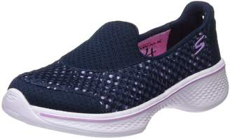 Skechers Girl's GO WALK 4 - KINDLE Slip-Ons