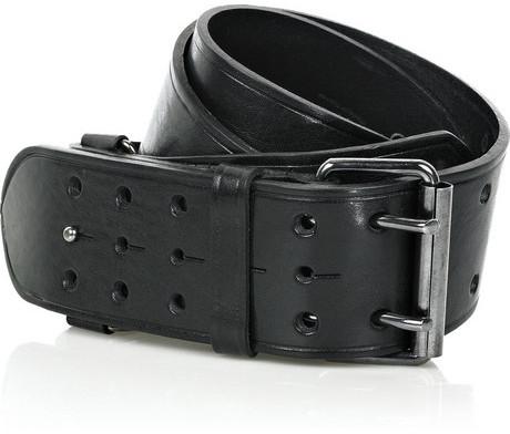 Vanessa Bruno Wide leather belt
