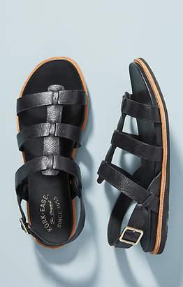 Kork-Ease Yoga Leather Sandals