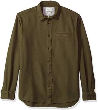 Quiksilver Men's The Griggs Button Down Shirt